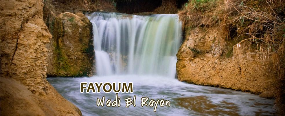 El-Fayoum Wadi El-Rayan