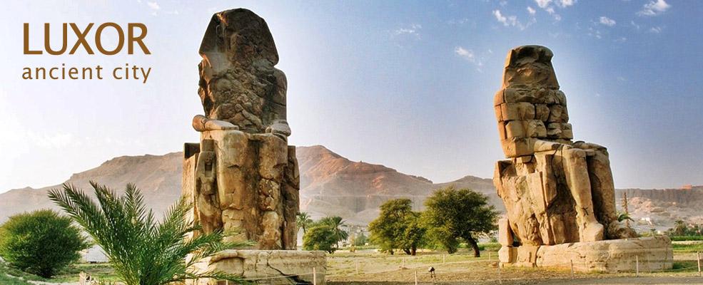 Luxor City Tour