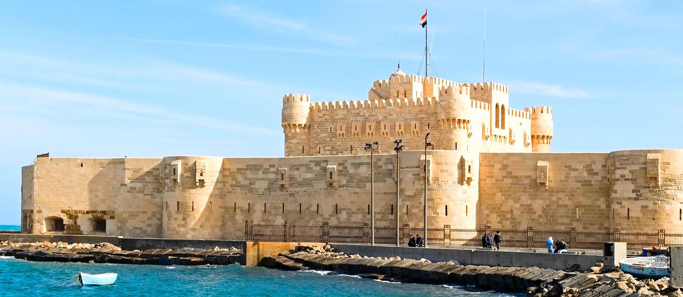 Citadel of Qaitbay Alexandria