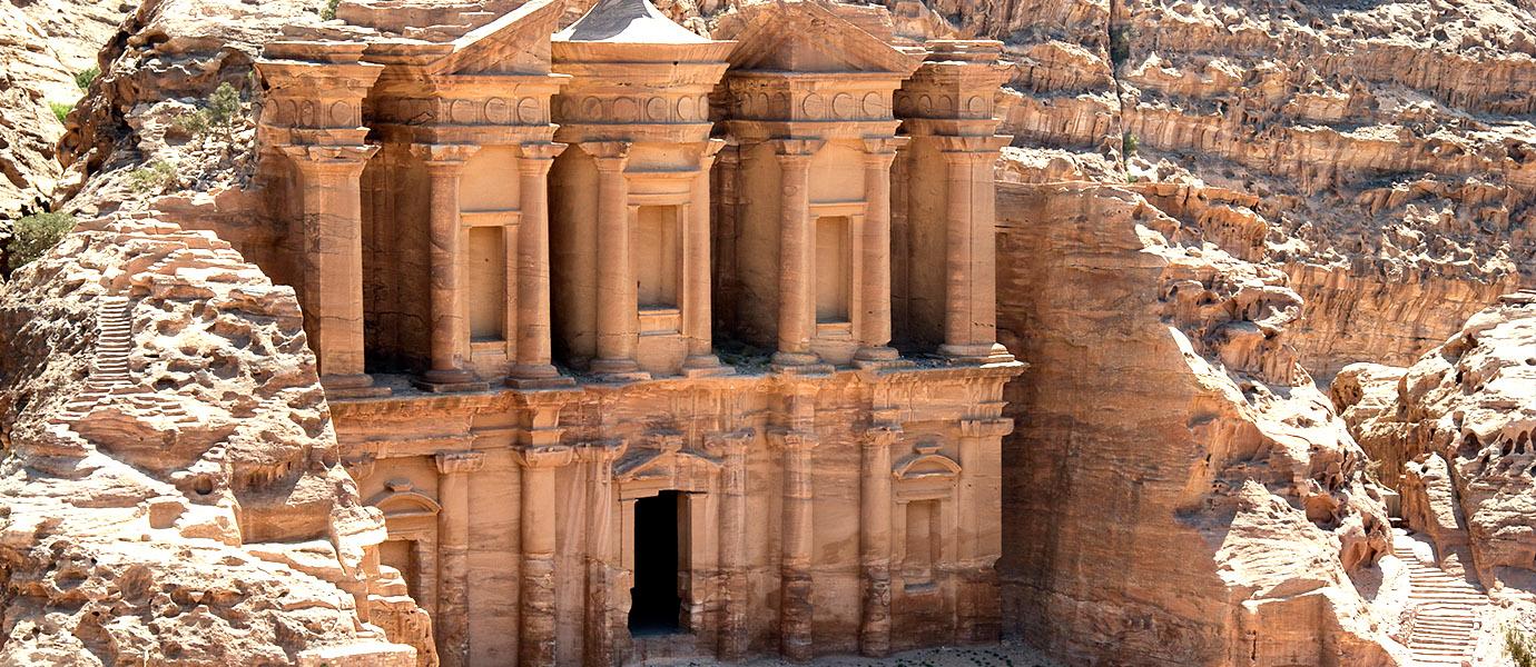 Petra  Jordan Tours